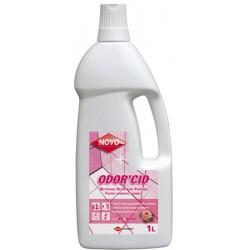 Détartrant sanitaires Novo Odor Cid floral 1 L