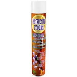 Destructeur d'odeurs surpuissant King mandarine 750 ml