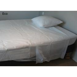 Lot de 15 kits de couchage Eco 160x190 +60x60 cm