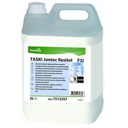 Lot de 2 bidons d'émulsion haute brillance résistant à alcool Jontec Résitol 5L