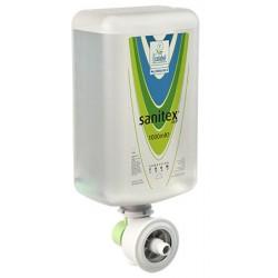 Boite de 4 cartouches de savon mousse Sanitex 1000 ml Ecolabel