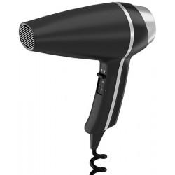 Sèche-cheveux à poser JVD Clipper II 1400W noir