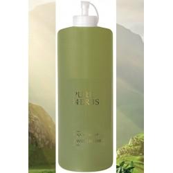 Lot de 9 recharges Pure Herbs après-shampooing 1000 ml