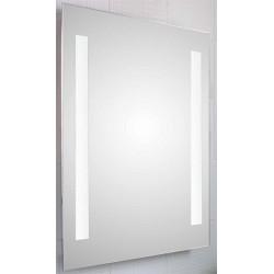 Miroir lumineux Icare 2x24W IP44 52x72 cm
