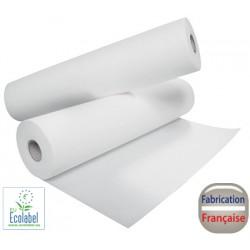 Colis de 9 draps d'examen 150 formats 2 plis collés 45,3x35 cm