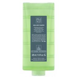 Lot de 30 cartouches Illi de gel corps et cheveux 325 ml Ecolabel