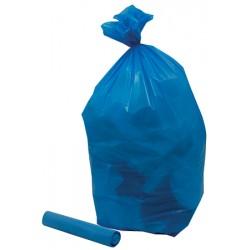 Colis de 200 sacs poubelles bleus 110 l