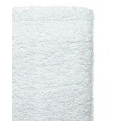 Gant de toilette Jubba 15x21cm 100% coton 500g blanc
