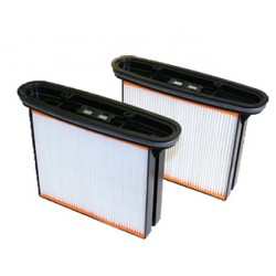 Jeu de 2 cassettes filtrantes FKP 4300