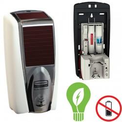 Distributeur de savon automatique LumiCel™ 1100 ml blanc gris perléDistributeur de savon automatique LumiCel™ 1100 ml blanc gris