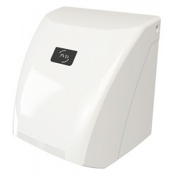 Sèche-mains JVD Zéphyr II antivandalisme 2100W blanc