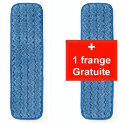 Frange de lavage microfibre 40 cm + 1 frange GRATUITE