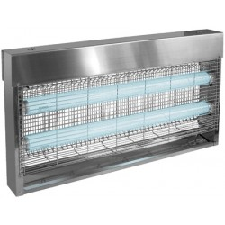 Désinsectiseur JVD GN2 inox 2x40W