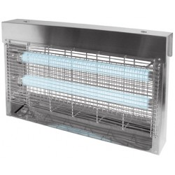 Désinsectiseur JVD GN2 inox 2x20W