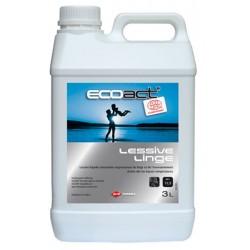 Liquide lessive linge parfumée Ecocert (4 x 3L)