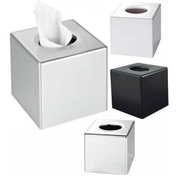 Distributeur de mouchoir carré ABS (le lot de 6)