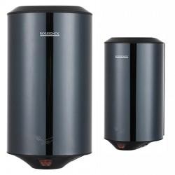Sèche-mains automatique Pégase 1150 W inox brillant noir