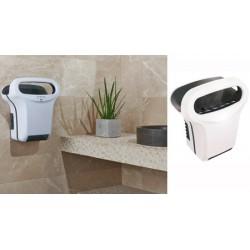 Sèche-mains JVD Exp'Air automatique 1200W blanc