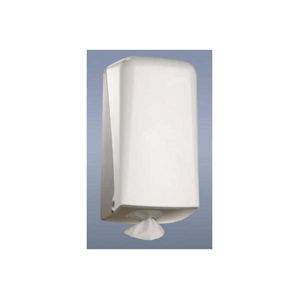 Mini box dévidage central JOFEL 200 formats ABS blanc