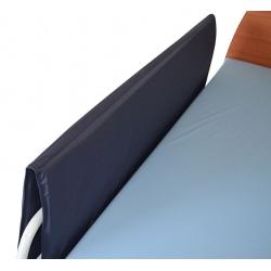 Protection pour barrière 3/4 de lit médical 130x35x2 cm