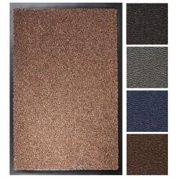 Le lot de 4 tapis anti-poussière trafic normal Grigale 60x90 cm ép. 7 mm Classé M3