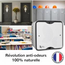 Purificateur d'air Hygéolis anti-odeurs (30 à 45 m²)