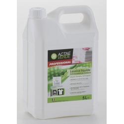 Lessive liquide anti-transfert de couleur Ecolabel en bidon de 5L (le lot de 2)