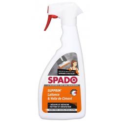 Lot de 6 pistolets Spado pro décapant laitance et voile de ciment prêt à l'emploi 500 ml