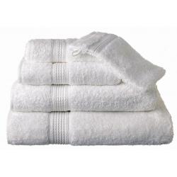 Maxi drap de bain Capucine 90x150 cm 550g blanc