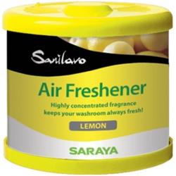 Parfum d'ambiance Citron en gel pour diffuseur Sanilavo (Le lot de 24)