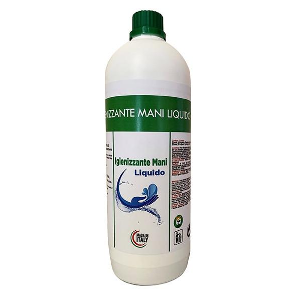 Carton de 9 bouteilles de gel hydroalcoolique 1L