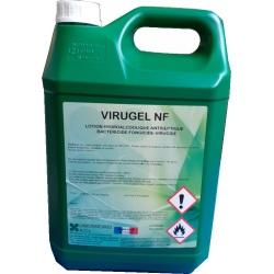 Carton de 6 bidons de lotions désinfectantes Virugel 5L