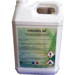 Bidon de gel désinfectant Virugel 30L avec robinet
