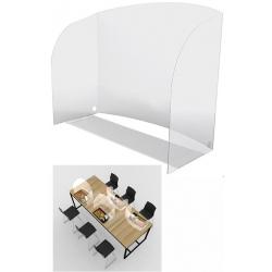 Vitrine de protection Eco L60 x P31,6 x H50 cm (le lot de 10)