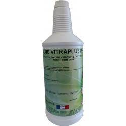Lot de 12 flacons nettoyants vitres parfumé prêt à l'emploi Axis Vitraplus 1L