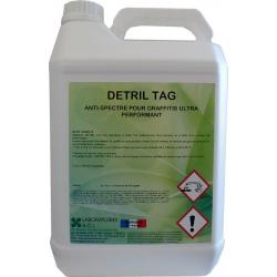 Décapant graffiti ultra performant Detril TAG 5L