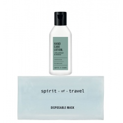 Lot de 10 sets Basics Spirit of Travel