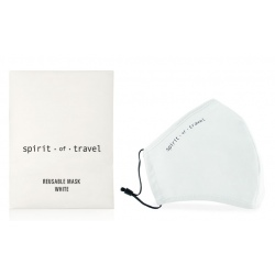 Lot de 10 sets Protect Spirit of Travel sous pochette transparente