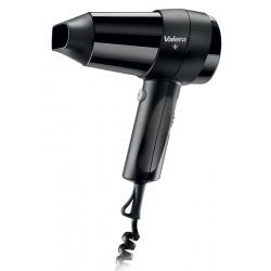Lot de 6 sèche-cheveux à poser Action all black 1200 W
