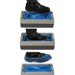 Distributeur automatique sur-chaussures ABS