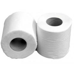 Pack de 24 rouleaux de PH compact Ecolabel 600 blanc