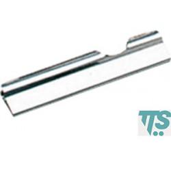 Grattoir clip en métal avec 10 lames