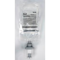 Lot de 3 recharges désinfectant avec alcool mousse 1000 ml pour distributeur Rubbermaid Flex