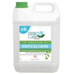 Lot de 4 bidons de 5L nettoyant anticalcaire Ecolabel Action Verte
