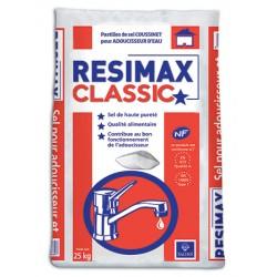 Pastilles resimax sel pour adoucisseur classic sac 25kg