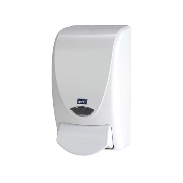 Belle Distributeur de savon mousse Proline blanc 1L OQ-89