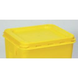 Couvercle sans obturateur pour futs à déchets 30/50/60L