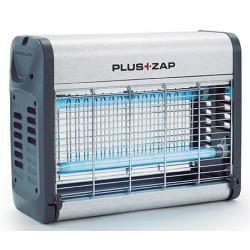 Destructeur d'insectes à grille électrique PlusZap 16 alu L36,5 x P13 x H26,2 cm