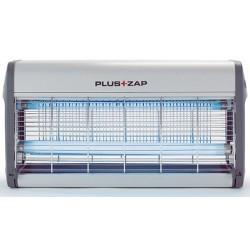 Destructeur d'insectes à grille électrique PlusZap 30 métal L51,4 x P13 x H26,2 cm